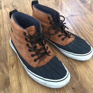 Vans Chukka boot water resistant